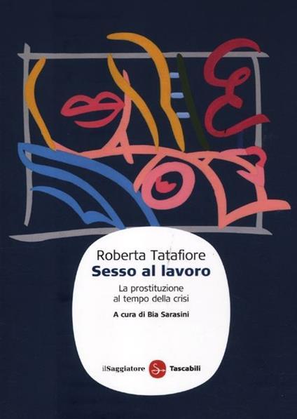 Sesso al lavoro - Roberta Tatafiore - copertina