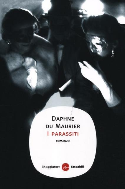 I parassiti - Daphne Du Maurier - copertina