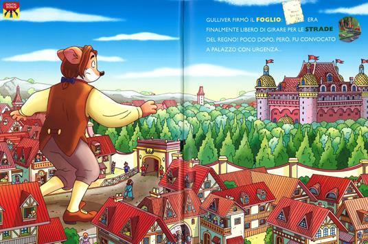 I viaggi di Gulliver. Con App per tablet e smartphone. Ediz. illustrata - Geronimo Stilton - 4