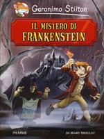 Il mistero di Frankenstein di Mary Shelley