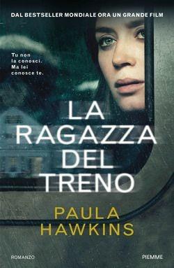 La ragazza del treno - Paula Hawkins - copertina