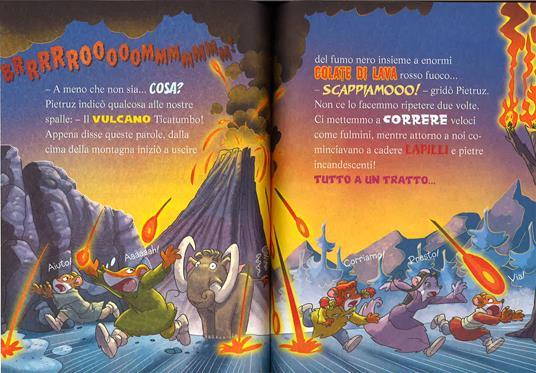 Appuntamento col mammut. In vacanza nel Tempo. Ediz. illustrata - Geronimo Stilton - 5