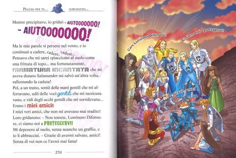 Il grande segreto nel Regno della Fantasia. Ediz. a colori - Geronimo Stilton - 5