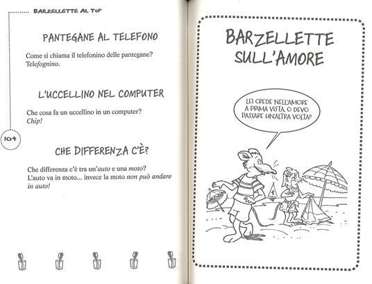 Barzellette al top. Nuova ediz. - Geronimo Stilton - 5