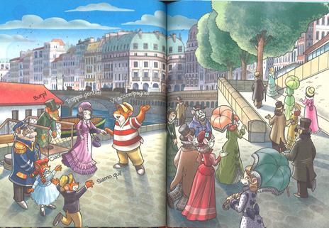 Destinazione Parigi. In vacanza nel Tempo - Geronimo Stilton - 4