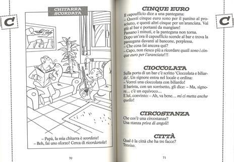 Il barzellettone. L'enciclopedia della risata - Geronimo Stilton - 3