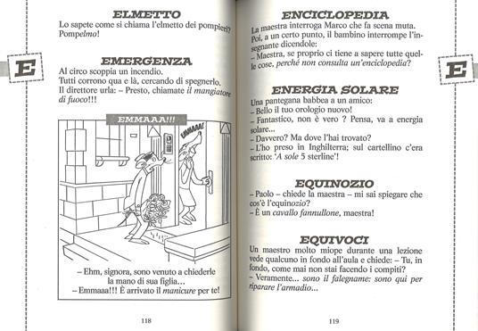 Il barzellettone. L'enciclopedia della risata - Geronimo Stilton - 4