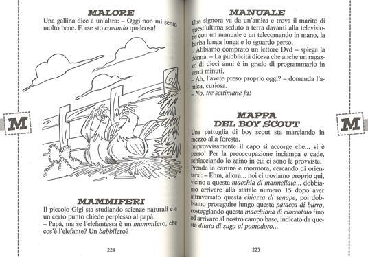 Il barzellettone. L'enciclopedia della risata - Geronimo Stilton - 5