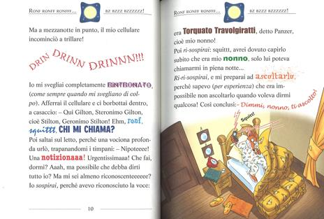 Il castello delle 100 storie. Ediz. illustrata - Geronimo Stilton - 2