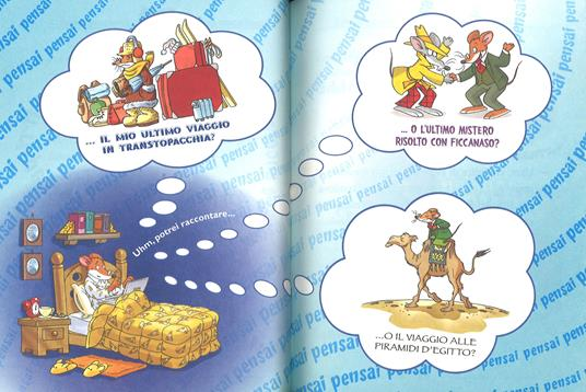 Il castello delle 100 storie. Ediz. illustrata - Geronimo Stilton - 5
