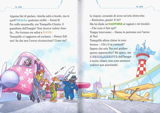 A tu per tu con Amelia Earhart. L'aviatrice più famosa della storia - Geronimo Stilton - 5