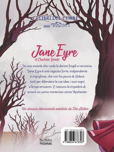 Jane Eyre di Charlotte Brontë - Tea Stilton - 2
