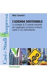 L' azienda sostenibile. Le strategie di 10 aziende industriali per raggiungere sicurezza sul lavoro, salute e cura dell'ambiente - Aldo Canonici - ebook