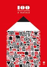 100 cose di Natale da colorare. Ediz. illustrata