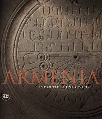 Armenia. Impronte di una civiltà - Gabriella Uluhogian,Boghos L. Zekiyan,V. Karapetian - copertina