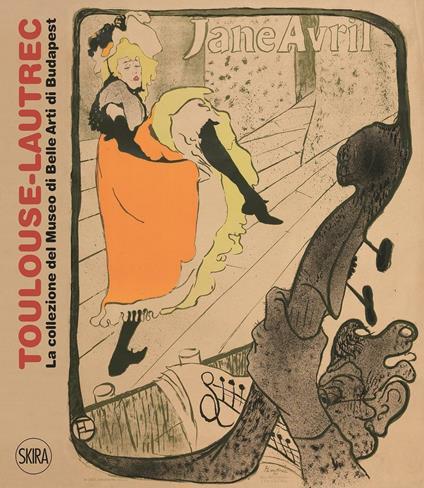 Henri de Toulouse-Lautrec. Ediz. illustrata - copertina