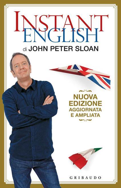 Instant english - John Peter Sloan - copertina