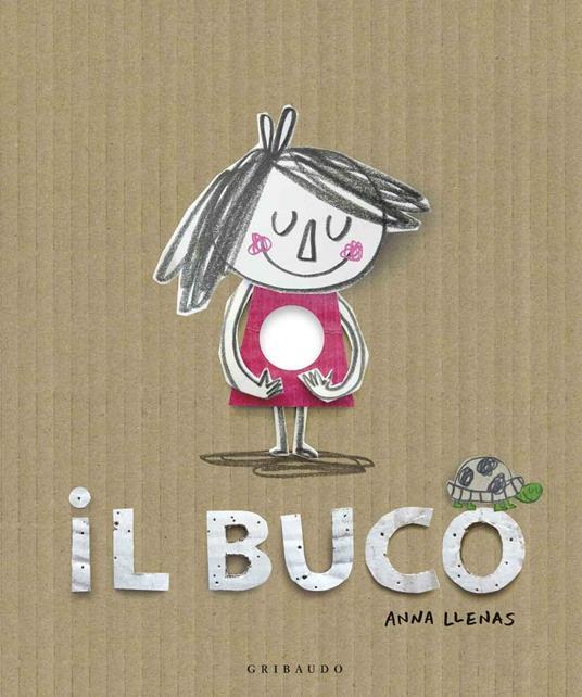 Il buco. Ediz. illustrata - Anna Llenas - copertina