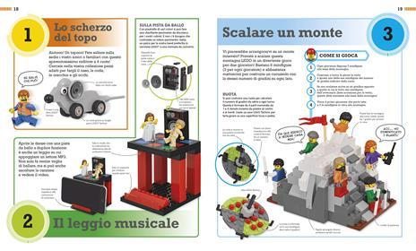 365 cose da fare con i mattoncini Lego. Ediz. a colori - Simon Hugo - 4