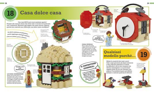 365 cose da fare con i mattoncini Lego. Ediz. a colori - Simon Hugo - 5