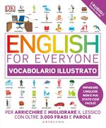 English for everyone. Vocabolario illustrato. Con Contenuto digitale per accesso on line