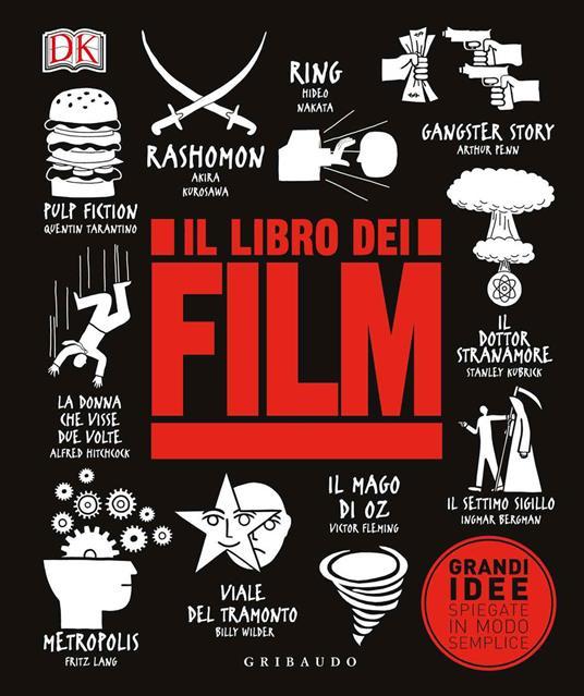 Il libro dei film. Grandi idee spiegate in modo semplice - copertina