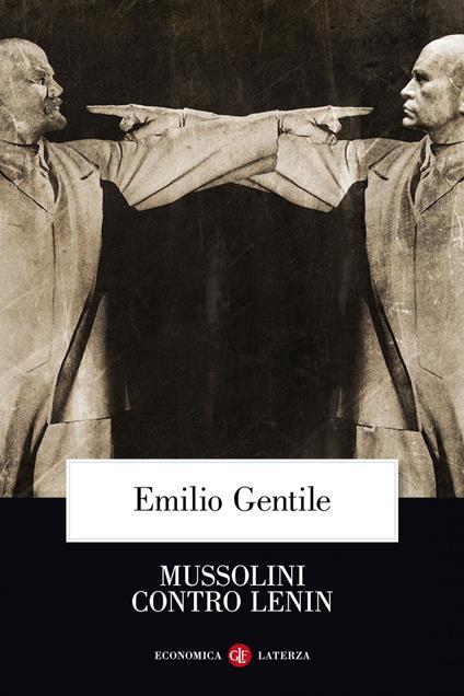 Mussolini contro Lenin - Emilio Gentile - ebook