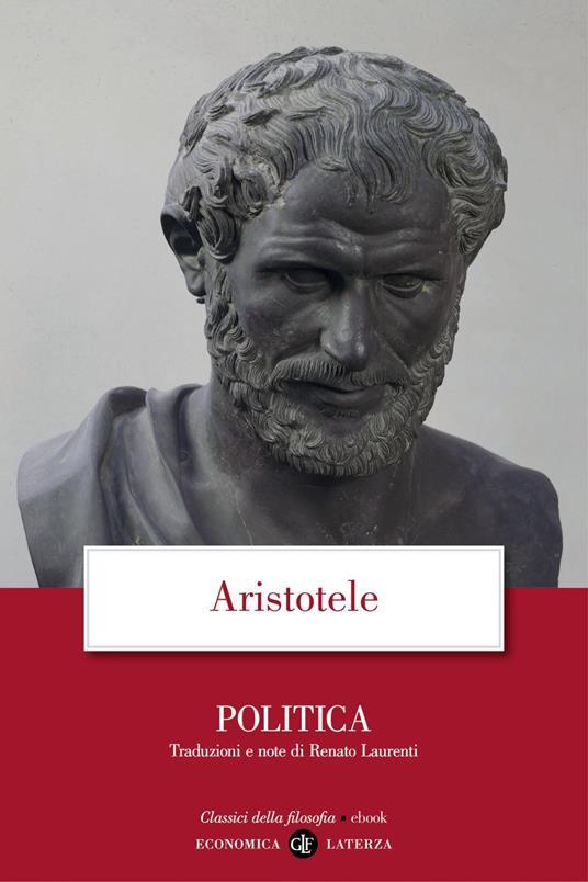 Politica - Renato Laurenti,Aristotele - ebook