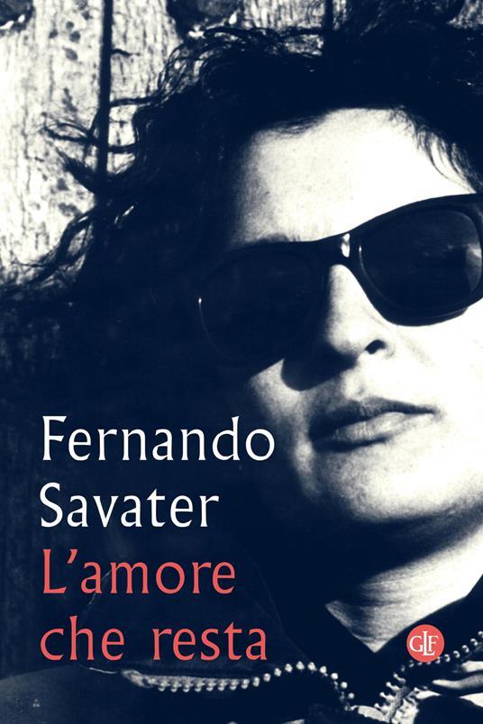 L' amore che resta - Fernando Savater - copertina