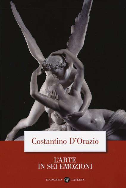 L' arte in sei emozioni - Costantino D'Orazio - copertina