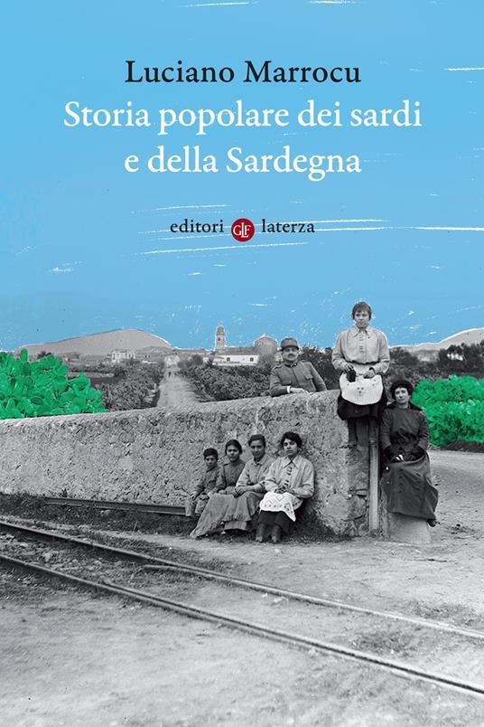 Storia popolare dei sardi e della Sardegna - Luciano Marrocu - copertina