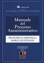 Manuale del processo amministrativo 2017