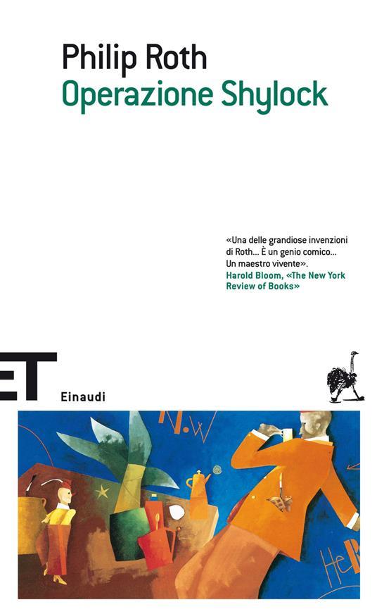 Operazione Shylock - Vincenzo Mantovani,Philip Roth - ebook