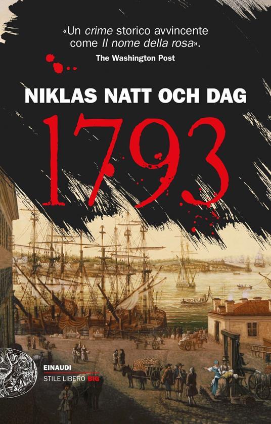 1793 - Niklas Natt och Dag,Gabriella Diverio,Alessandra Scali - ebook