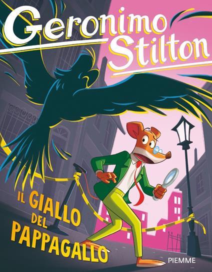 Il giallo del pappagallo - Geronimo Stilton,Alessandro Muscillo - ebook