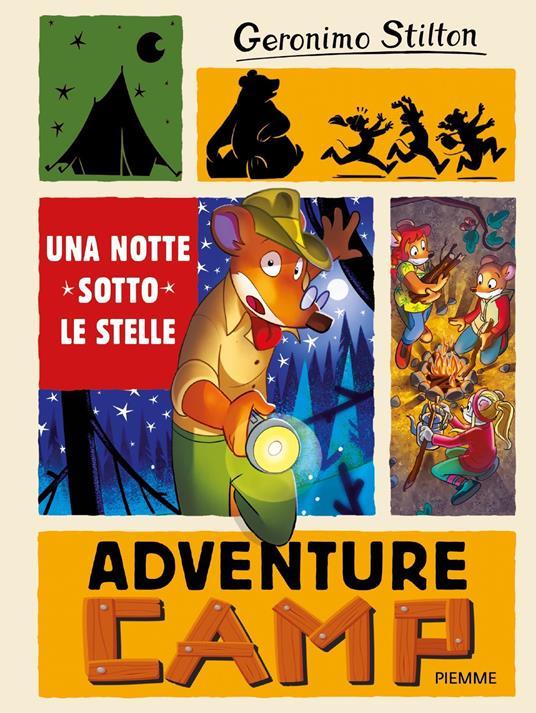Una notte sotto le stelle - Geronimo Stilton,Danilo Barozzi - ebook