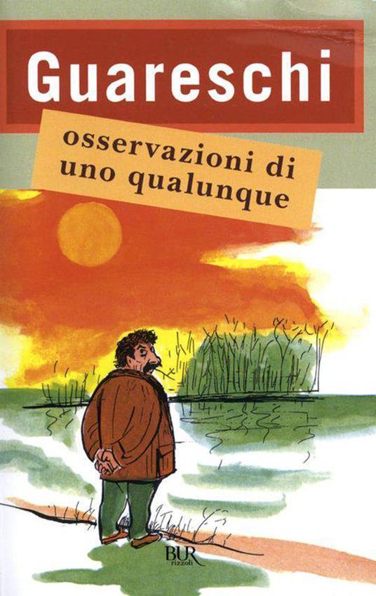 Osservazioni di uno qualunque - Giovannino Guareschi - ebook