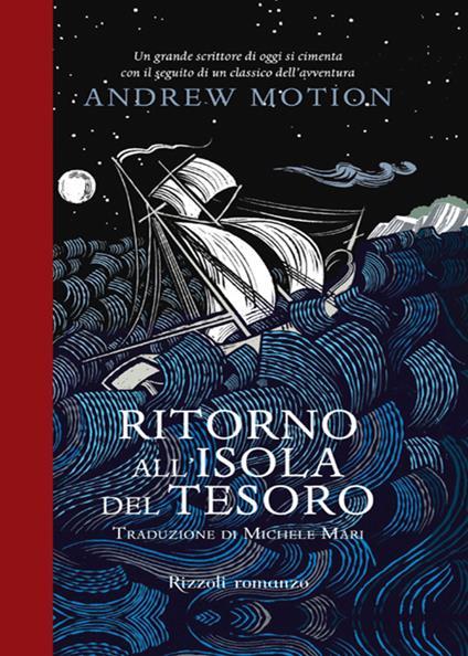 Ritorno all'isola del tesoro - Andrew Motion,M. Mari,J. McLaren - ebook