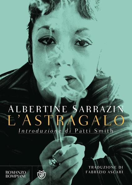 L' astragalo - Fabrizio Ascari,Albertine Sarrazin - ebook