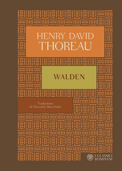 Walden - Massimo Bocchiola,Henry David Thoreau - ebook