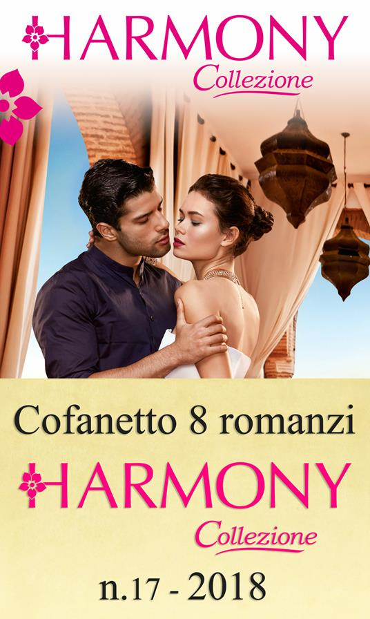 Harmony collezione. Vol. 17 - Caitlin Crews,Bella Frances,Kate Hewitt,Kim Lawrence - ebook