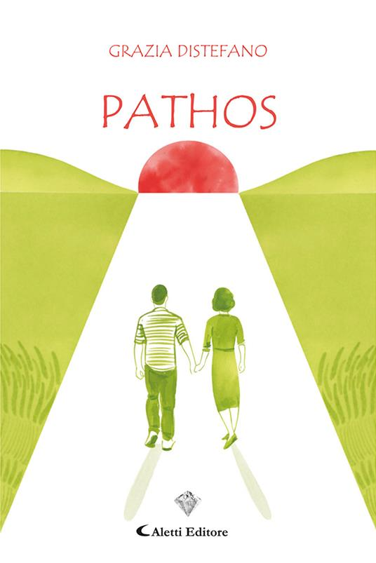 Pathos - Grazia Distefano - copertina