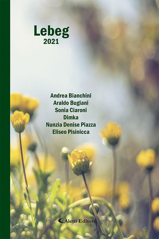 Lebeg 2021 - copertina