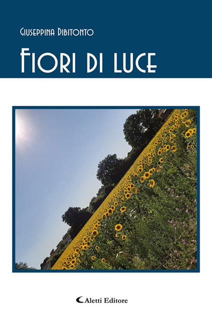Fiori di luce - Giuseppina Dibitonto - copertina