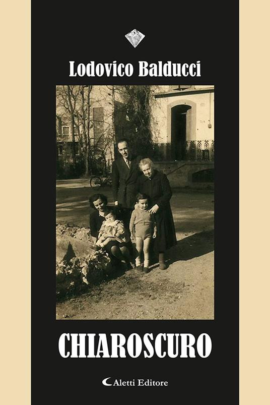 Chiaroscuro - Lodovico Balducci - copertina