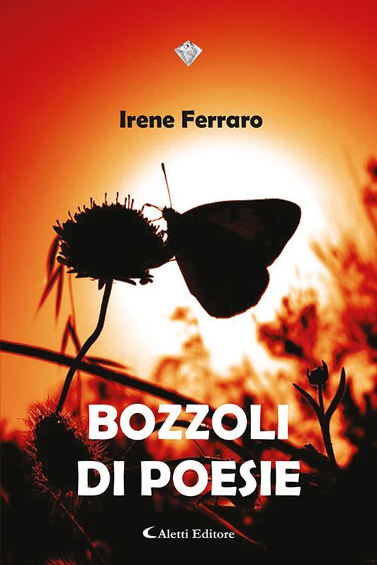 Bozzoli di poesie - Irene Ferraro - copertina