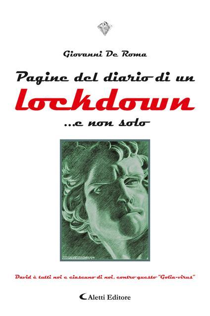 Pagine del diario di un lockdown... e non solo - Giovanni De Roma - copertina