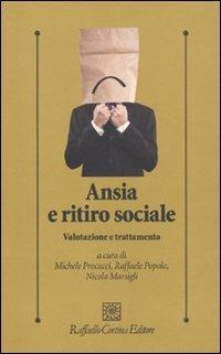 Ansia e ritiro sociale. Valutazione e trattamento - copertina