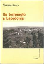 Un terremoto a Lacedonia