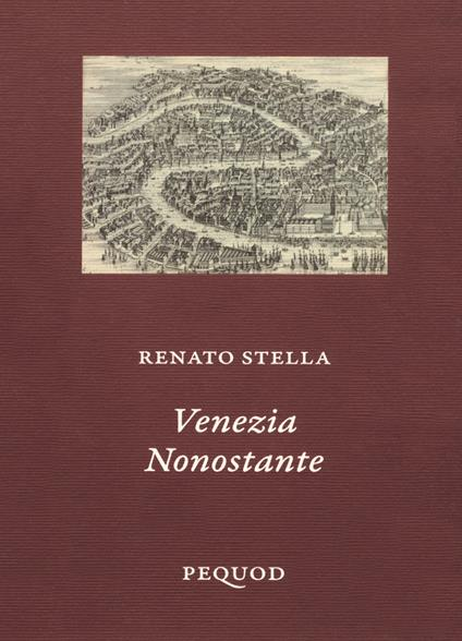 Venezia nonostante - Renato Stella - copertina